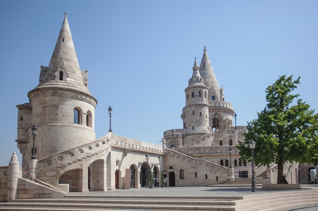 Historisch centrum van toerisme. hongarije. boedapest