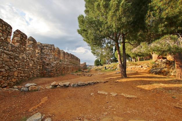 Historisch kasteel in alania