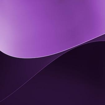 Hoge hoek van abstracte kleurrijke vellen gebogen papier