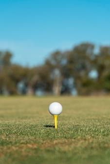 Hoge hoekbal voor golf