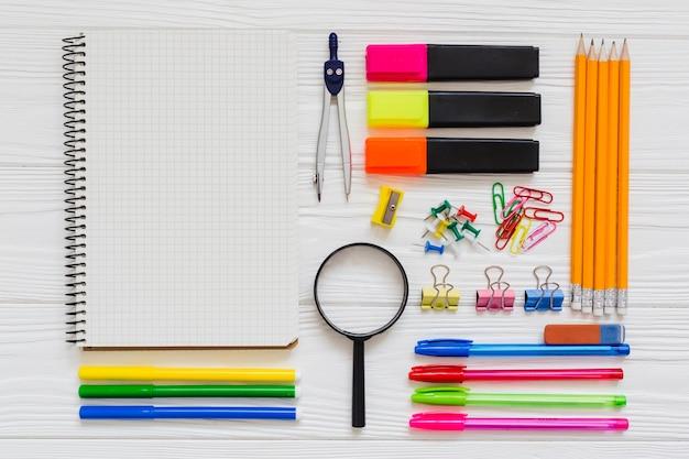 Hoge kwaliteit schoolmaterialen