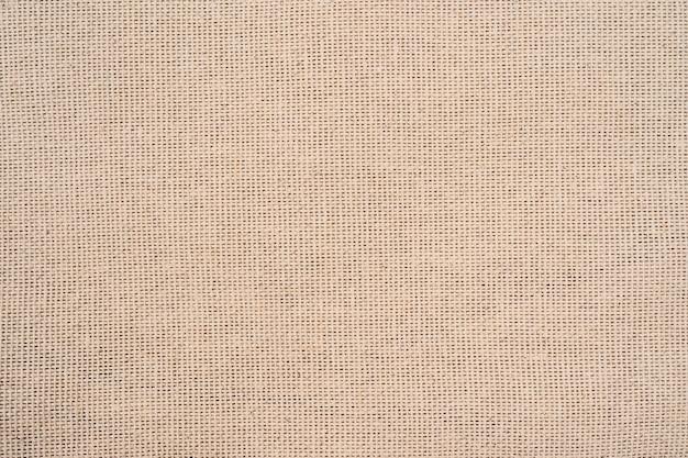 Hoge kwaliteit textuur van het katoenen canvas de hoge nauwkeurigheid van de details jute jute jute