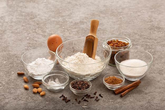 Home bakkerij eco producten set
