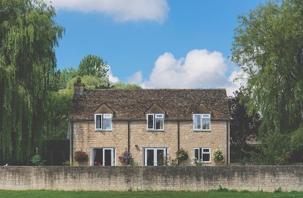 Home huis accommodatie landgoed residentie concept