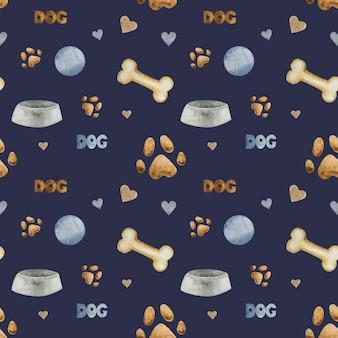 Hondenkom, bot en balpatroon