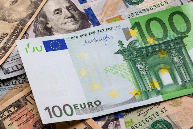 Honderd euro factuur