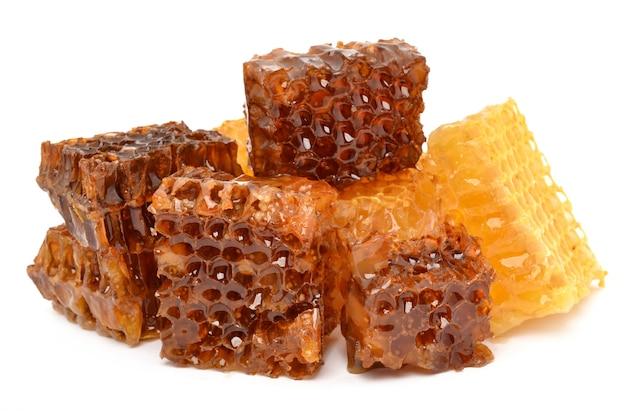 Honing op wit oppervlak