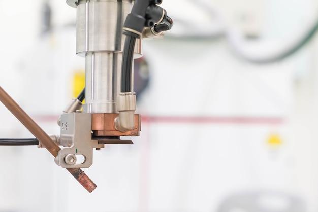 Hoofd laser snijmachine