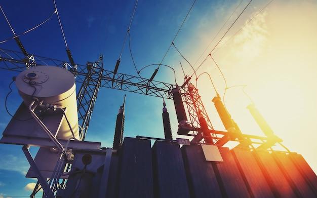 Hoofdelektriciteitscentrale energie-ideeën en energiebesparing