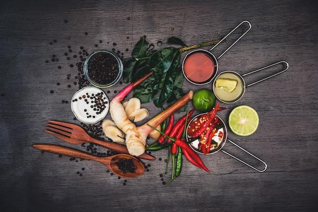 Hoog voedingsvezel gezondheidsvoedselconcept met fruit