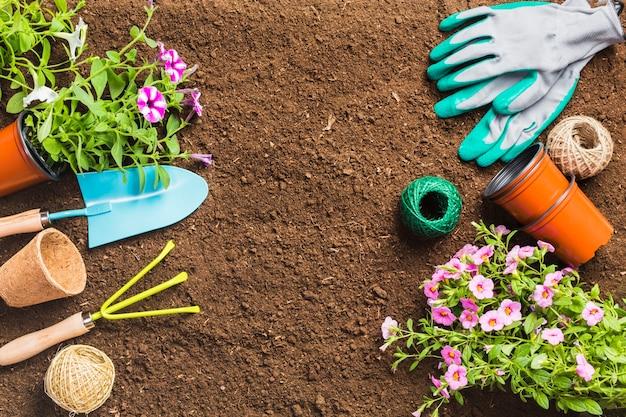 Hoogste mening van het tuinieren hulpmiddelen ter plaatse