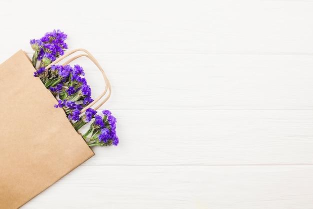 Hoogste mening van verse bloemen