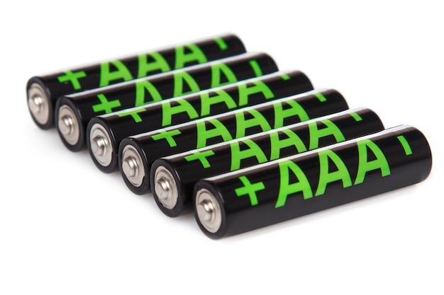Hoop aaa-batterijen