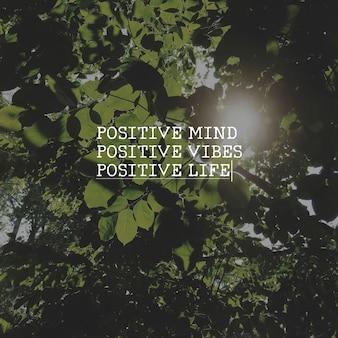 Hoop vrolijk beter positiviteit droom