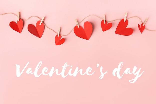 Hoor vormornamenten voor valentijnsdag