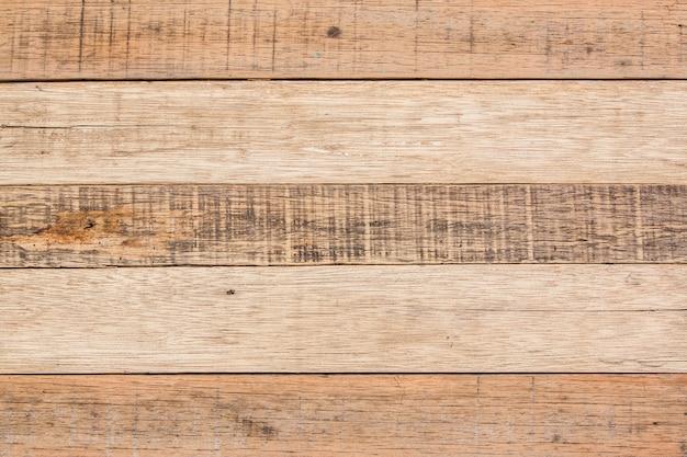Horizon wood oppervlak hardhout textuur achtergrond en achtergrond woodden board.