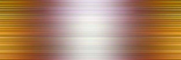 Horizontale abstracte stijlvolle lijn gele achtergrond voor ontwerp