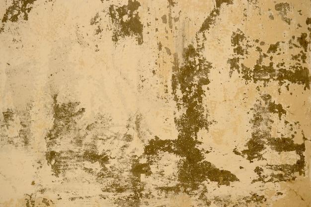 Horizontale achtergrond beige, grijs, bruin met witte strepen, oude kalkstrepen