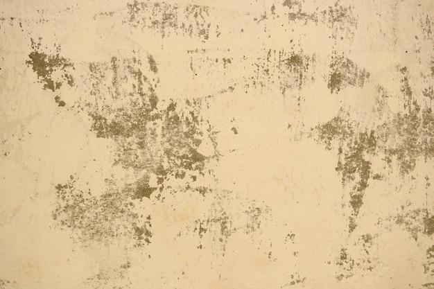 Horizontale achtergrond beige, grijs, geel met witte strepen, oude kalkstrepen