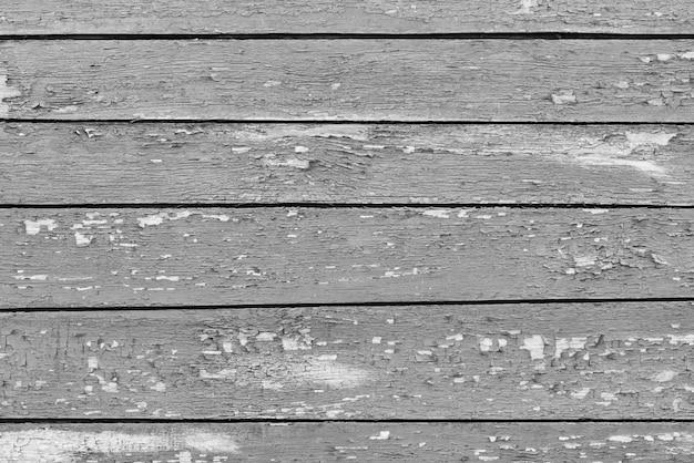 Horizontale houten planken als achtergrond. grunge houtstructuur