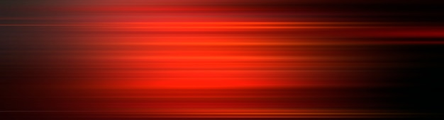 Horizontale oranje strooklijnen. abstracte achtergrond.