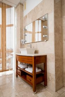 Hotel badkamer