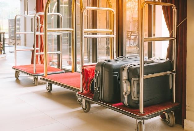 Hotel bagagekar