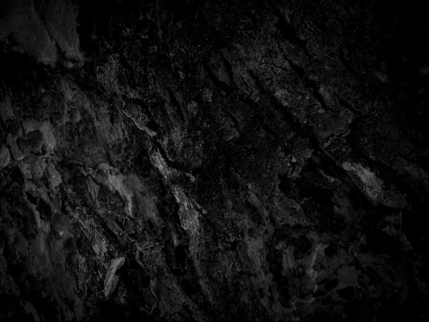 Hout donkere achtergrond houten patroon zwarte muur abstracte plank board voor design