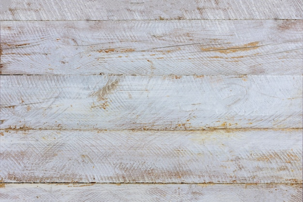 Hout met roest van oude planken met knopen scheuren