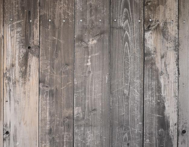 Hout verweerde donkere retro textuur