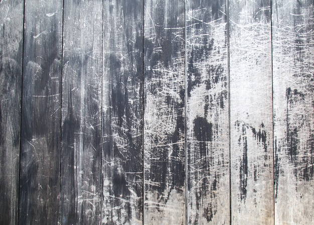 Hout zwarte textuur achtergrond