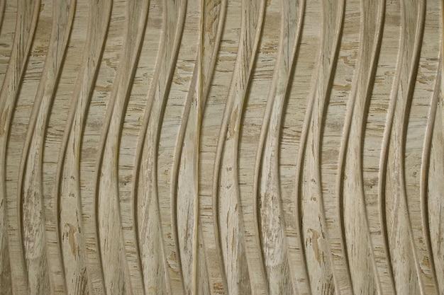 Houten 3d-paneel. eco hout 3d-tegels. materiaal hout eiken.