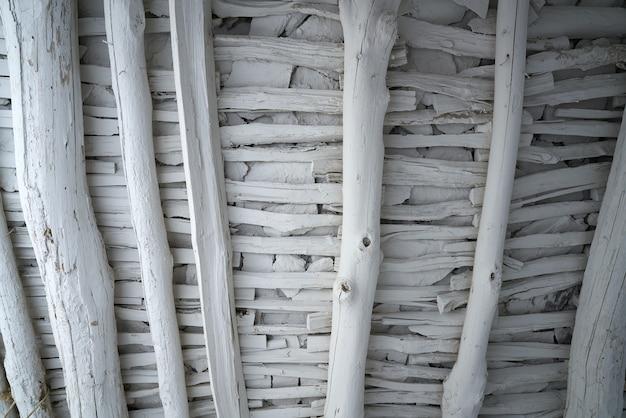 Houten dakplafond van alpujarras granada