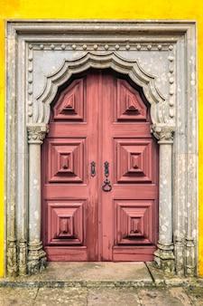 Houten deur portugal