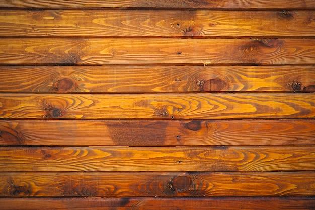 Houten muur achtergrond of textuur. natuurlijk patroon. rode eik