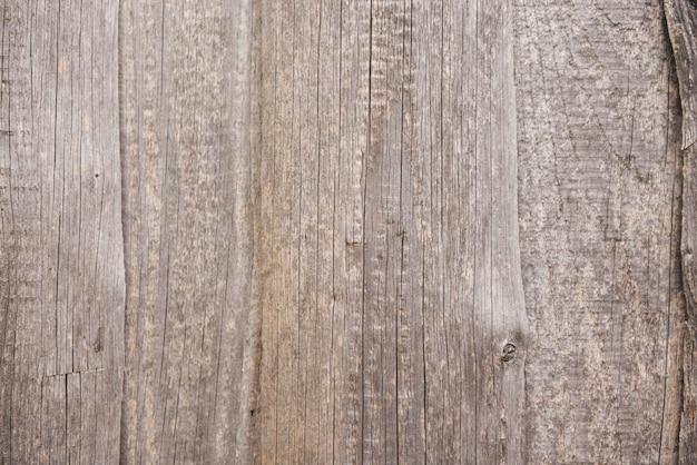 Houten muurachtergrond of textuur. natuurlijke patroon houten grijze achtergrond