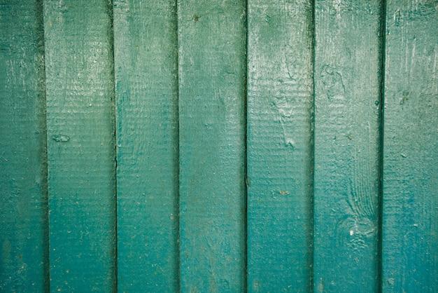 Houten muurachtergrond of textuur van blauwe kleur