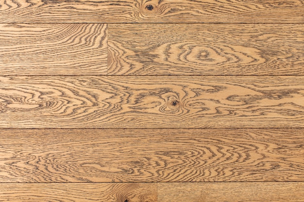 Houten plank bruine eiken textuurachtergrond