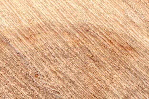 Houten plank met stompe