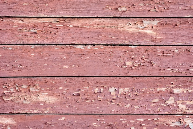 Houten plank textuur. horizontale houten plank