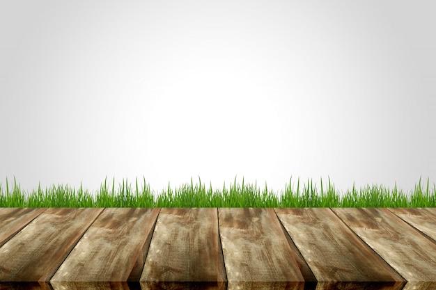 Houten planken achtergrond