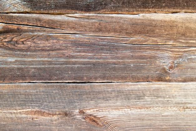 Houten planken een achtergrond