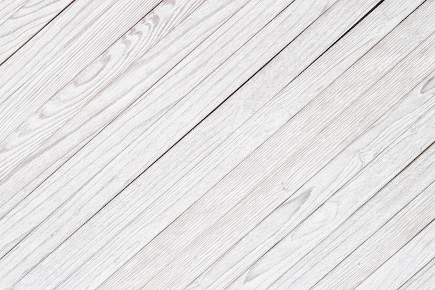 Houten tafel of muren, witte houtstructuur als achtergrond