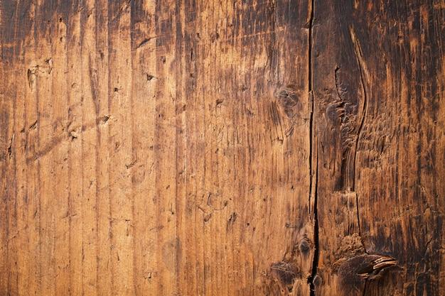 Houten tafelblad textuur close-up, rustieke houten achtergrond