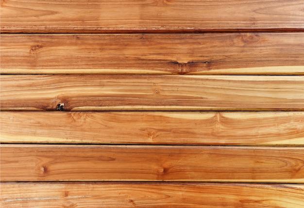 Houten textuur bruin hout voor werkontwerp voor achtergrondproduct bovenaanzicht