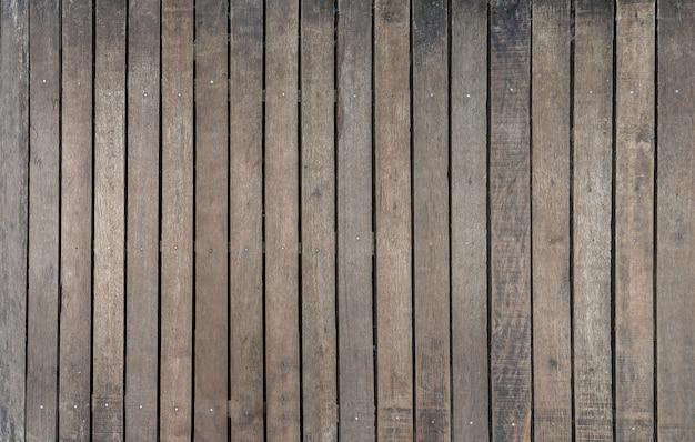 Houten textuur of houten plankenachtergrond