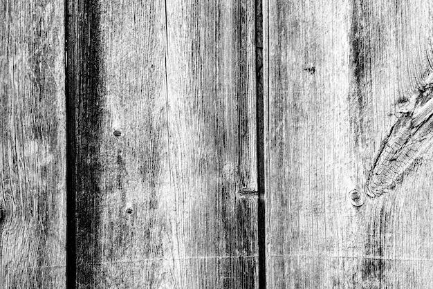 Houten textuur van grijze kleur met krassen en scheuren