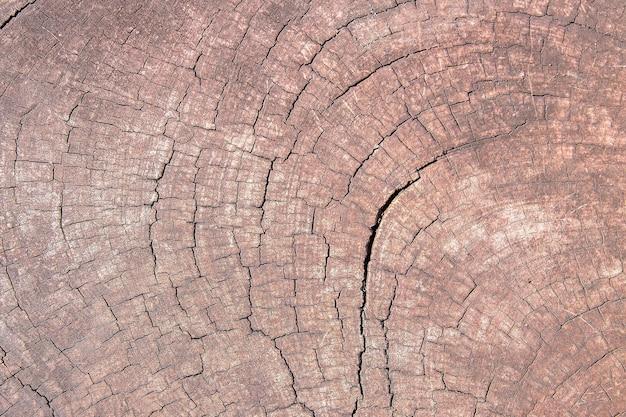 Houten textuurachtergrond. bruine houtstructuur, oude houtstructuur voor tekst toevoegen of werkontwerp voor achtergrondproduct. bovenaanzicht