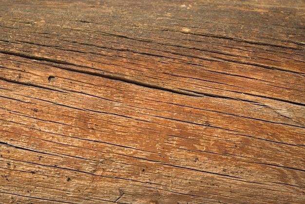 Houtstructuur achtergrond, oud logboek