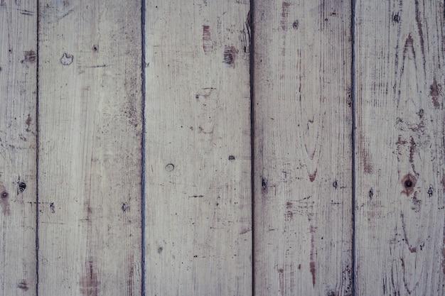 Houtstructuur plank graan achtergrond, houten bureau tafel of vloer, oud verticaal gestreept vintage hout